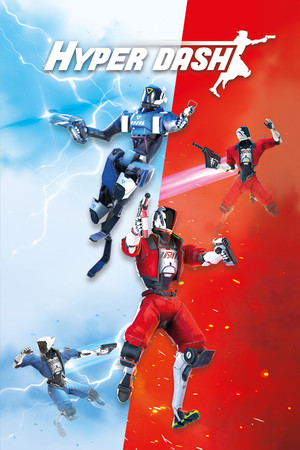Hyper Dash poster image on Steam Backlog