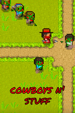 Cowboys n' Stuff poster image on Steam Backlog