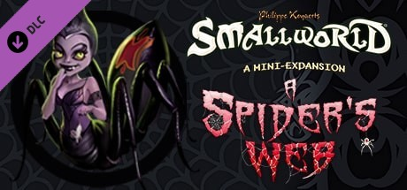 Small World - A Spider's Web cover art
