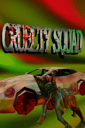 Cruelty Squad poster image on Steam Backlog