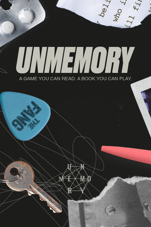 Unmemory poster image on Steam Backlog
