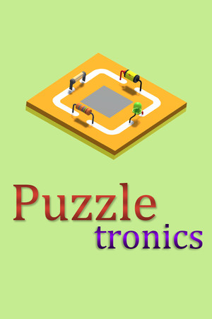 Puzzletronics poster image on Steam Backlog