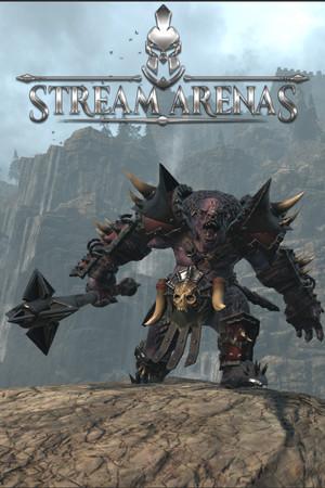 Stream Arenas poster image on Steam Backlog