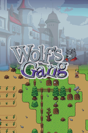 Wolf's Gang poster image on Steam Backlog