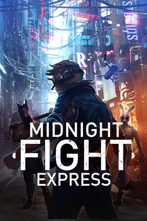 Midnight Fight Express poster image on Steam Backlog