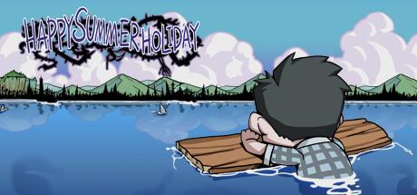 Happy Summer Holiday(愉快的暑假) cover art