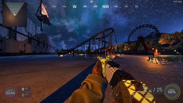 War Identity Game PC-gameplay