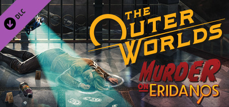 The Outer Worlds: Murder on Eridanos cover art