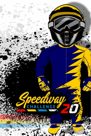 Speedway Challenge 20 poster image on Steam Backlog
