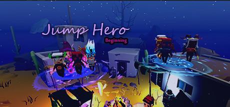 Jump Hero: Beginning cover art