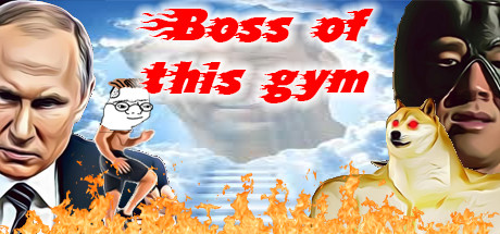 Boss of this gym