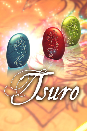 Tsuro - The Game of The Path poster image on Steam Backlog