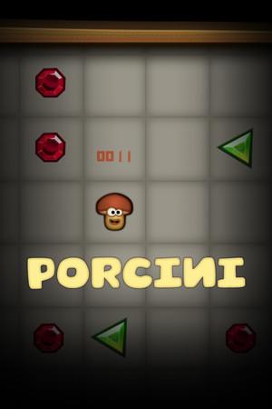 Porcini poster image on Steam Backlog