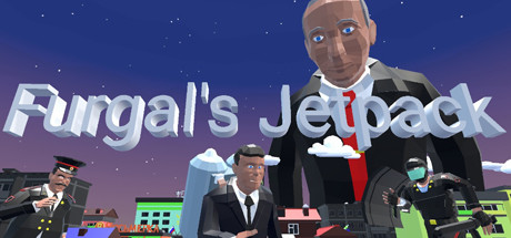 Furgal's Jetpack cover art