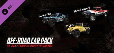 Wreckfest - Off-Road Car Pack