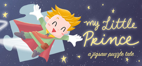 My Little Prince - a jigsaw puzzle tale cover art