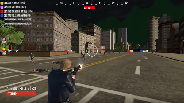 Trump 2020 Simulator Free Steam Key 1