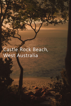 Castle Rock Beach, West Australia poster image on Steam Backlog