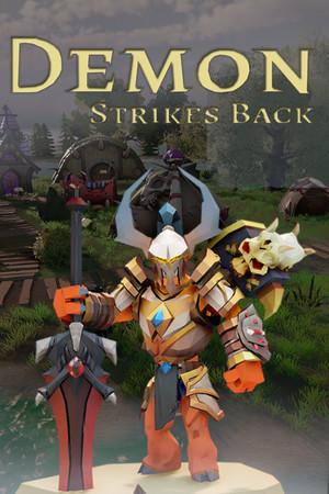 Demon Strikes Back poster image on Steam Backlog