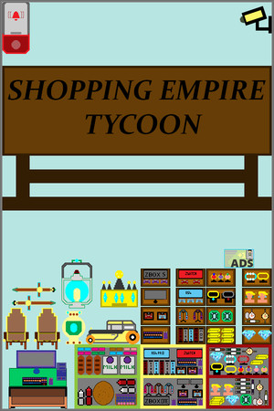 Shopping Empire Tycoon poster image on Steam Backlog