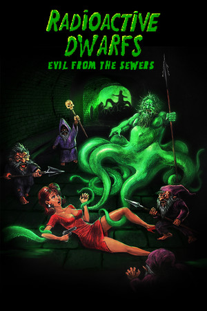 Radioactive dwarfs: evil from the sewers poster image on Steam Backlog