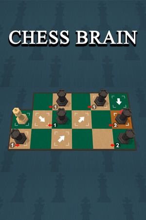 Chess Brain poster image on Steam Backlog