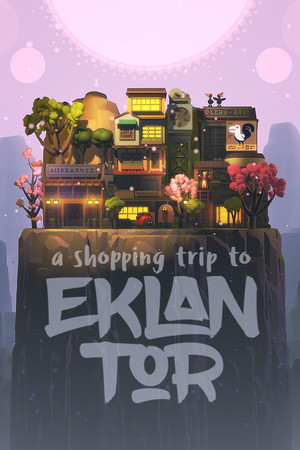 A Shopping Trip to Eklan Tor poster image on Steam Backlog
