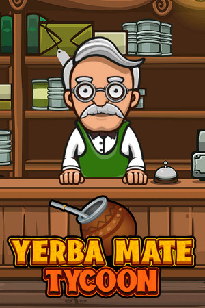 Yerba Mate Tycoon poster image on Steam Backlog