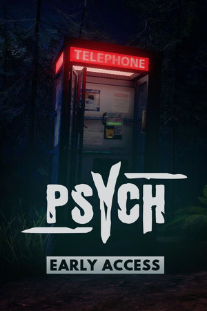 Psych poster image on Steam Backlog