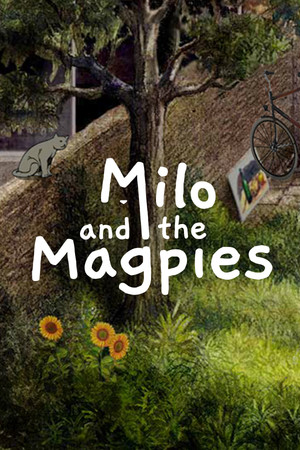 Milo and the Magpies poster image on Steam Backlog