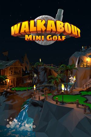 Walkabout Mini Golf VR poster image on Steam Backlog