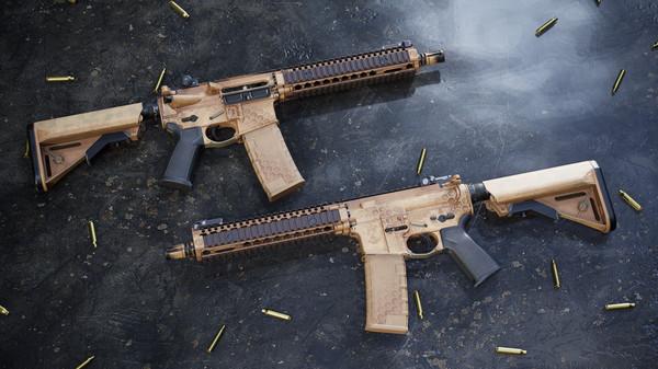 Скриншот №5 к Insurgency Sandstorm - Desert Hex Weapon Skin Set