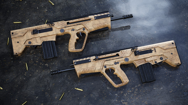 Скриншот №7 к Insurgency Sandstorm - Desert Hex Weapon Skin Set
