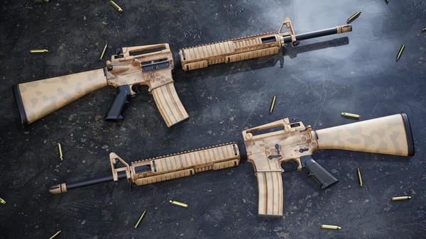 Скриншот №3 к Insurgency Sandstorm - Desert Hex Weapon Skin Set