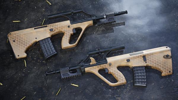 Скриншот №2 к Insurgency Sandstorm - Desert Hex Weapon Skin Set