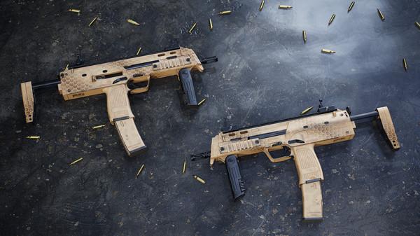 Скриншот №6 к Insurgency Sandstorm - Desert Hex Weapon Skin Set