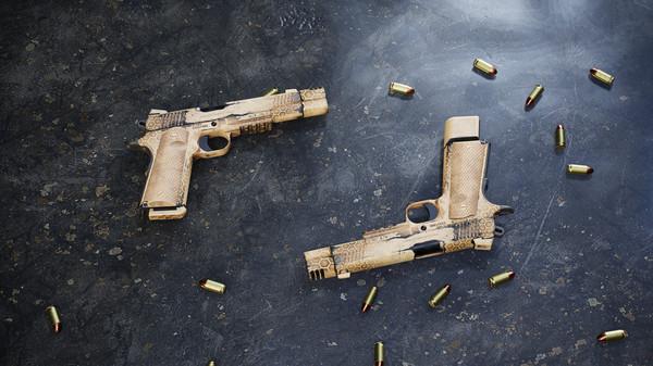 Скриншот №4 к Insurgency Sandstorm - Desert Hex Weapon Skin Set