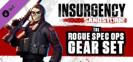 Insurgency: Sandstorm – Rogue Spec Ops Gear Set