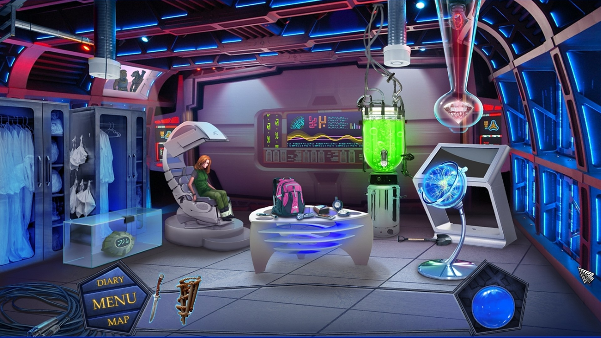 Invasion Lost in Time screenshot