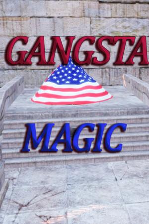Gangsta Magic poster image on Steam Backlog
