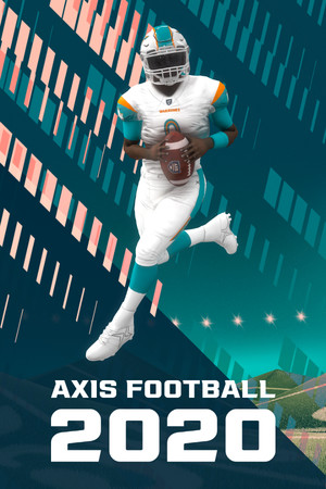 Axis Football 2020 poster image on Steam Backlog