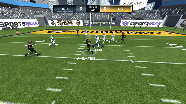 Axis Football 2020 Free Download 1