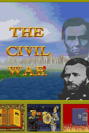 The Civil War poster image on Steam Backlog
