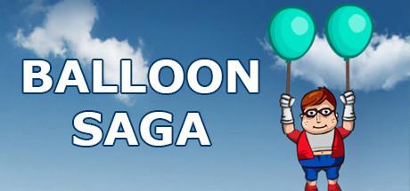 Balloon Saga cover art