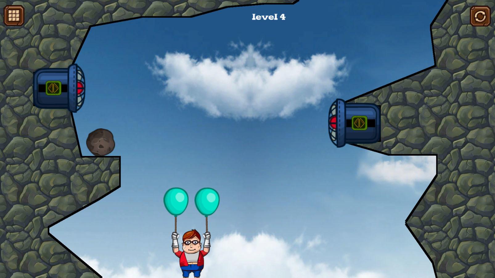 Balloon Saga screenshot