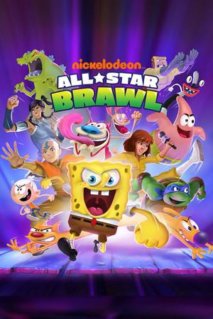 Nickelodeon All-Star Brawl poster image on Steam Backlog
