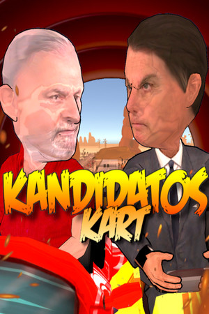 Kandidatos Kart poster image on Steam Backlog