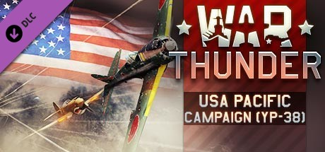 War Thunder - USA Pacific Campaign (YP-38)