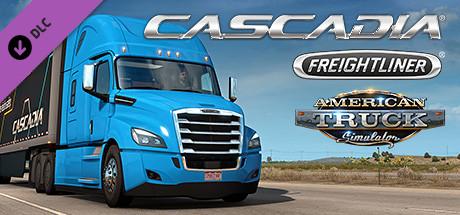 American Truck Simulator - Freightliner Cascadia