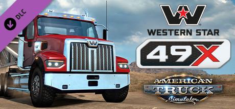 American Truck Simulator - Western Star 49X